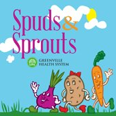 Spuds & Sprouts Logo